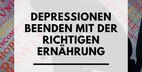 Essen gegen Depressionen
